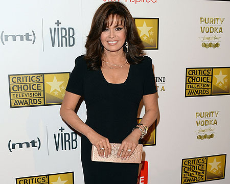 Hallmark Channel Pulls Plug on Marie Osmond Show