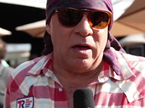 Video! Steven Van Zandt on Friend James Gandolfini