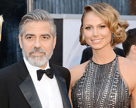 Report: George Clooney and Stacy Keibler Call It Quits
