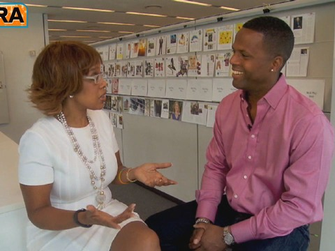 Gayle King on BFF Oprah's New Movie Love Scenes