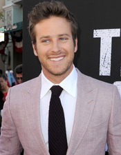 Fun Facts: 'Lone Ranger' Armie Hammer!