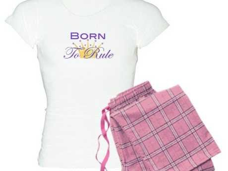 born-to-rule-pajamas