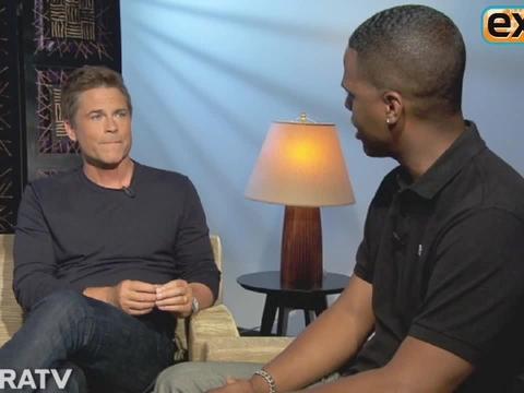 Rob Lowe Talks Playing JFK in 'Killing Kennedy' Mini-Series