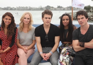 Comic-Con 2013: At TV Guide's Yacht Party