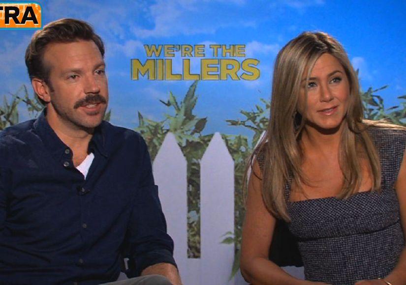 Jennifer Aniston Jokes She's in a Wedding 'Race' with Jason Sudeikis