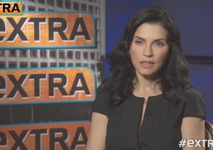 Julianna Margulies Is 'So Sad' for Weiner's 'Good Wife'