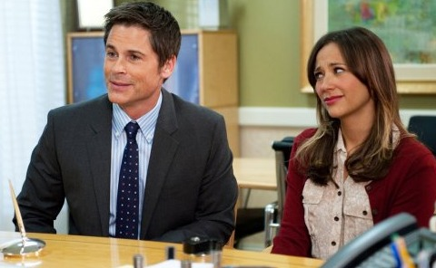 Rob Lowe, Rashida Jones to Exit 'Parks and Recreation'