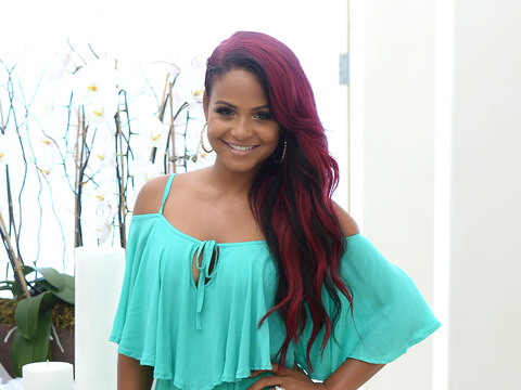 Christina Milian attended the Viva Diva Wines Launch Party in Malibu on…