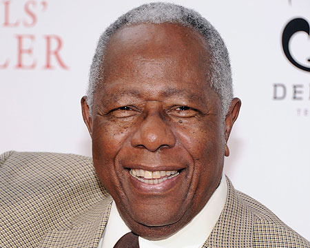 Hank Aaron on A-Rod: 'I Just Want Him to Get His Life Straightened Out'