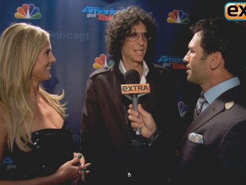 'Extra' Raw! 'AGT' Judges Joke Around in NYC