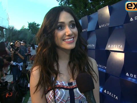Video! Emmy Rossum and John Stamos Celebrate Summer with Delta
