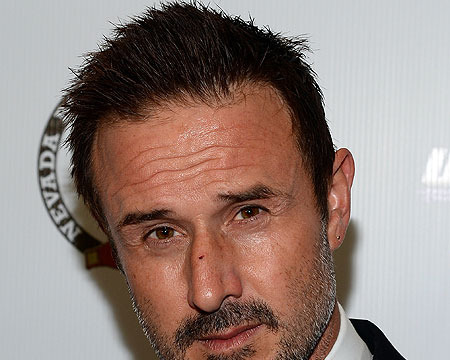 David Arquette Opens Up to Howard Stern About Drinking Again