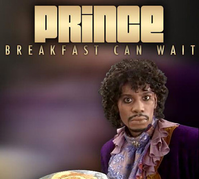 Pic! Dave Chappelle is the Face of Prince's New Single