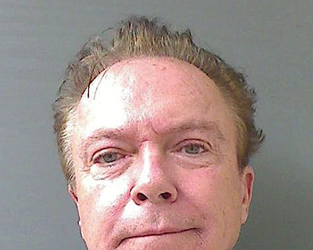 David Cassidy's DWI Arrest: 'I Think I Love Your Mug Shot'