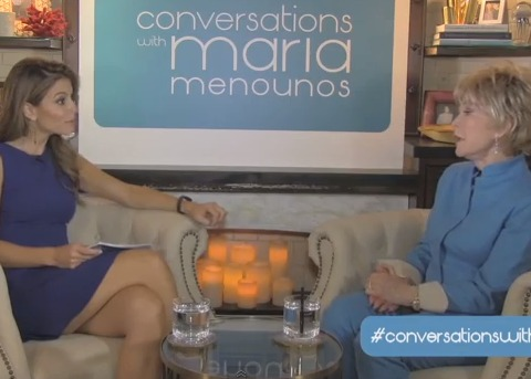 Conversations with Maria: Barbara Eden, Up Close and Personal