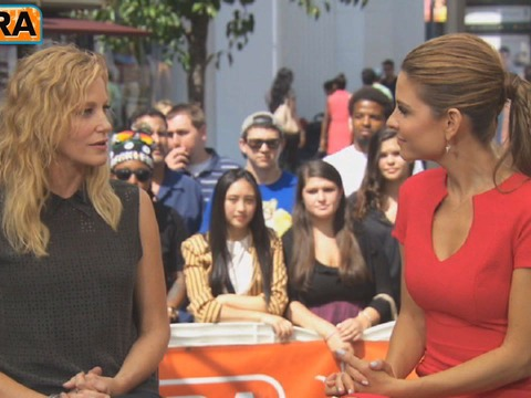 At The Grove! 'Breaking Bad' Star Anna Gunn on Series Finale