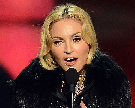 Madonna Earns Forbes' Top-Earning Celebrity Status