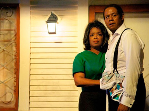 Oprah: President Obama Teared-Up Watching 'The Butler'