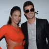 Robin Thicke Says He Wouldn't Be Alive Without His Wife [Getty]