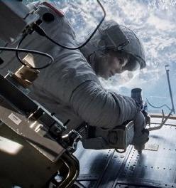 New Trailer! Sandra Bullock in 'Gravity'