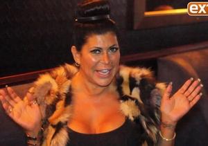Video! 'Mob Wives' Star Big Ang Talks 'Miami Monkey'