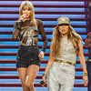 Taylor Swift and J.Lo Team Up for New Single [Getty]