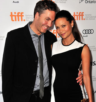 Thandie Newton Pregnant with Baby No. 3