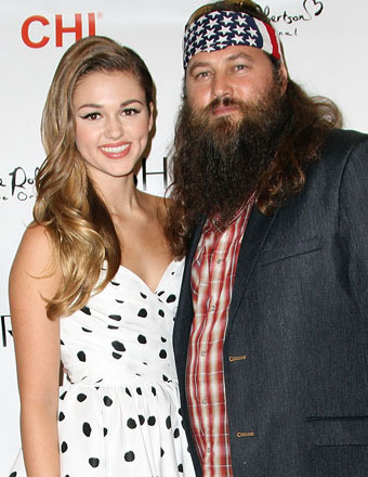Sadie Robertson From Duck Dynasty
