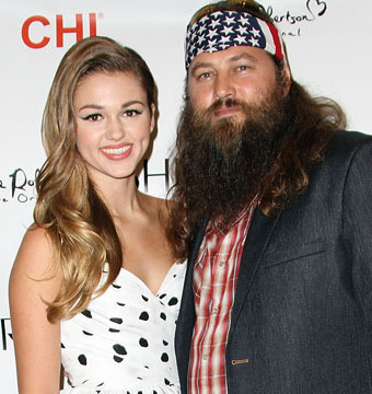 'Duck Dynasty' Star Sadie Robertson Modeling Debut at New ...
