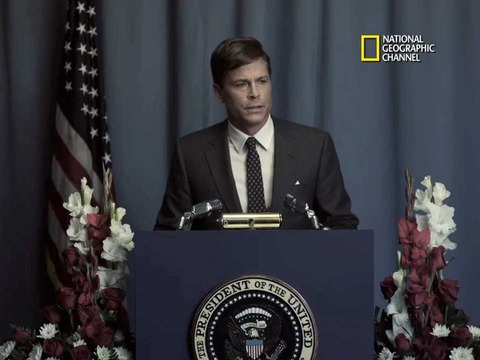 Trailer! Rob Lowe in 'Killing Kennedy'