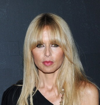 At New York Fashion Week with Rachel Zoe