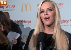 Jenny McCarthy Talks Miley Cyrus at Mighty Wings Launch Party