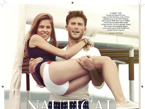 Hot Pics! Meet Clint Eastwood's Son, Scott Eastwood!