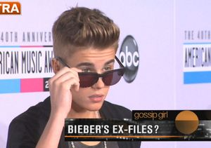 Gossip Girl: Justin Bieber Spotted with Ex... Not Selena Gomez, the Other One