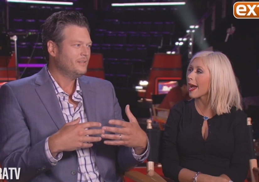 'The Voice' Judges Are Reunited and It Feels So Good