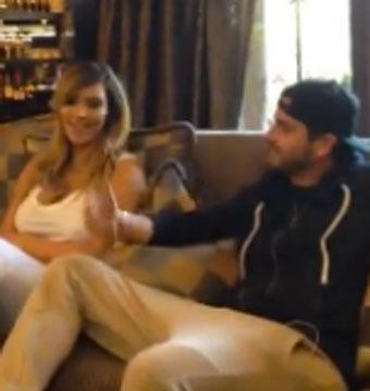 Video! Kardashian Family Meeting to Discuss Lamar Odom?