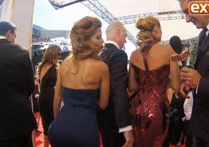 'Extra' at Emmys 2013: The Twerk Cam