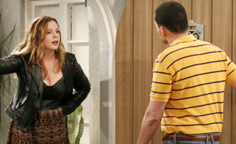'Two and a Half Men' Sneak Peek: Meet Charlie's Daughter Jenny!