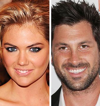 Kate Upton and Maksim Chmerkovskiy Dating Rumors Heat Up