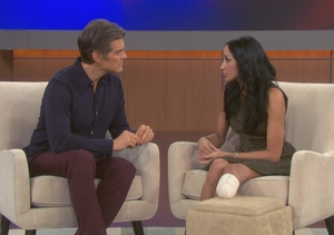'The Dr. Oz Show': Sian Green Interview Part 1