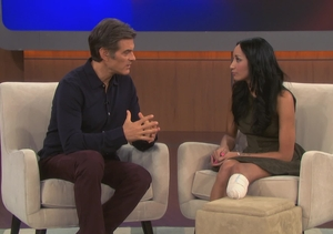 'The Dr. Oz Show': Sian Green Interview Part 2