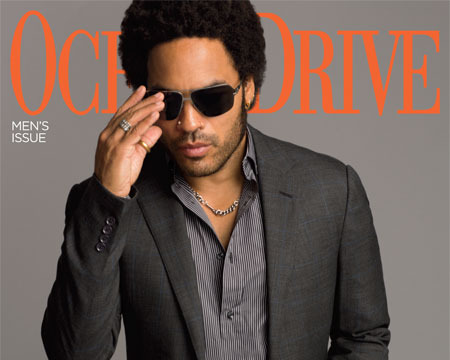 Lenny Kravitz on 'Hunger Games' and His Next Album