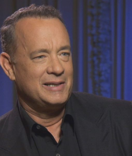 Tom Hanks on His 25-Year Marriage: 'I Got Lucky'
