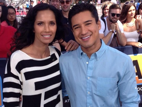 Padma Lakshmi on Partying with Sofia Vergara: 'Dancing' and 'Motorboating'