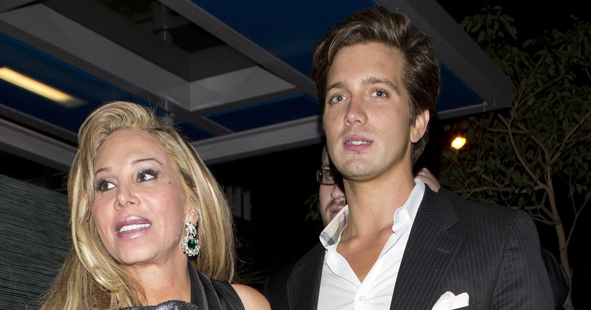 Adrienne Maloof On New Boyfriend Jacob Busch He S Lovely