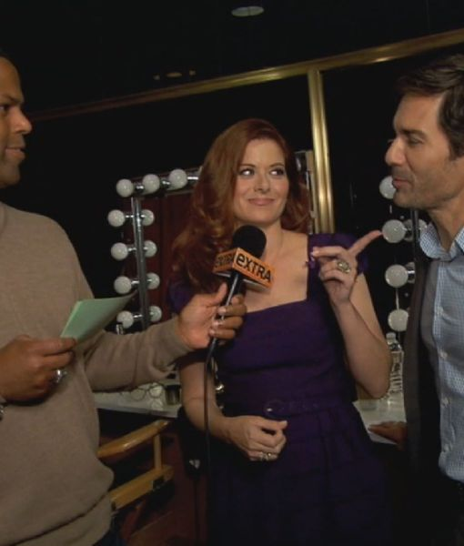 'Will and Grace' Reunion! Find Out the Guest Star Who Made Them Both 'Pee…