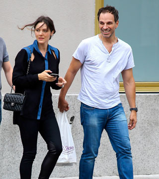 Katharine McPhee and Husband Reunite After Her Kissing Scandal with Married Man