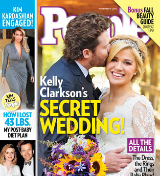 Inside Kelly Clarkson's Intimate Wedding, and Why Her Mother Didn't…