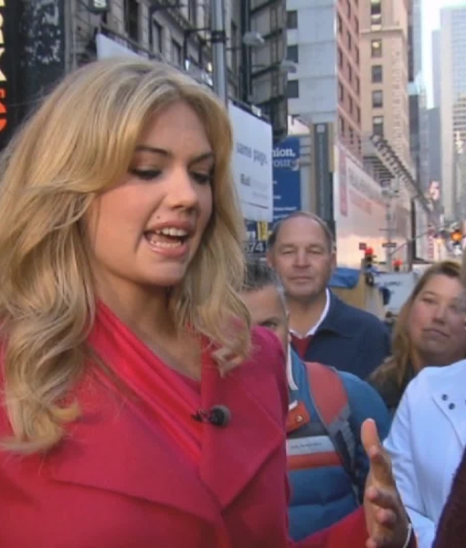Kate Upton on Being the 'Other Woman'