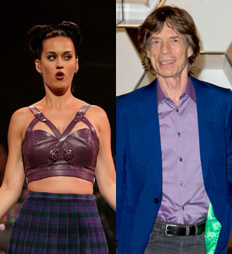 Is Katy Perry Confused or Did Mick Jagger Hit on Her?